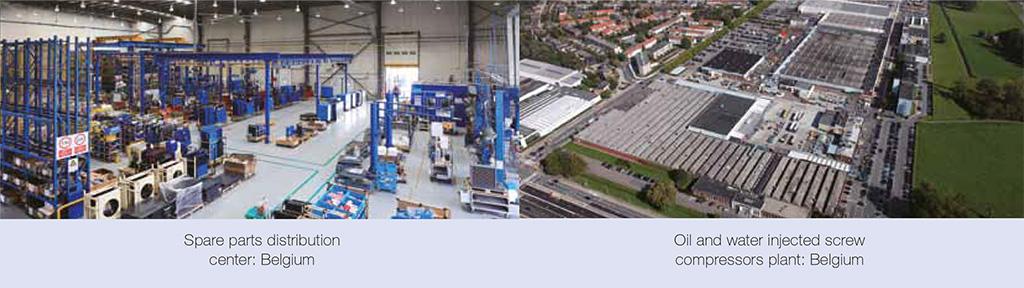 Mark Screw Air Compressor Manufacturer, Supplier and Dealers in Gujarat, India