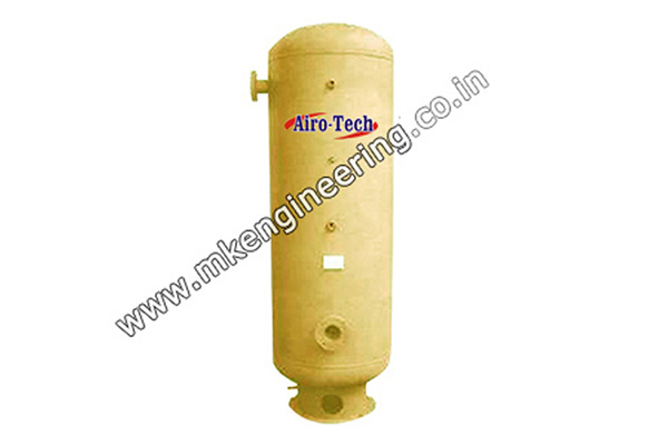 Air Receiver Tank Manufacturer, Supplier and Exporter in Ahmedabad, Gujarat, India