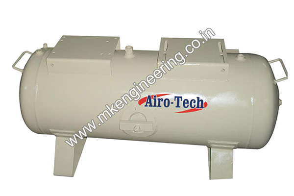Air Receiver Tanks Manufacturer, Supplier and Exporter in India