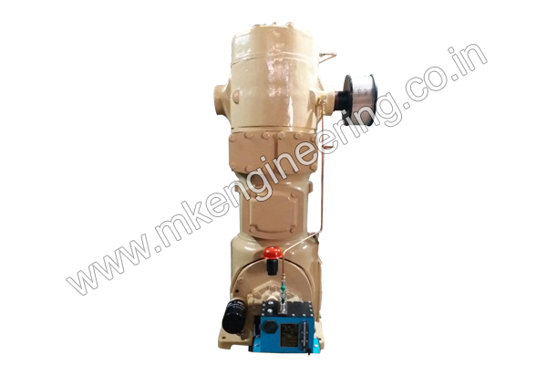Heavy Duty Water Cooled Vertical Compressor Manufacturer in Ahmedabad