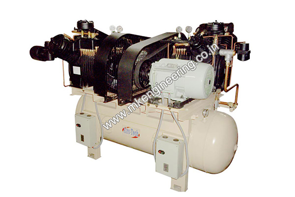 Multi Stages Compressor Supplier and Exporter in Ahmedabad, Gujarat, India