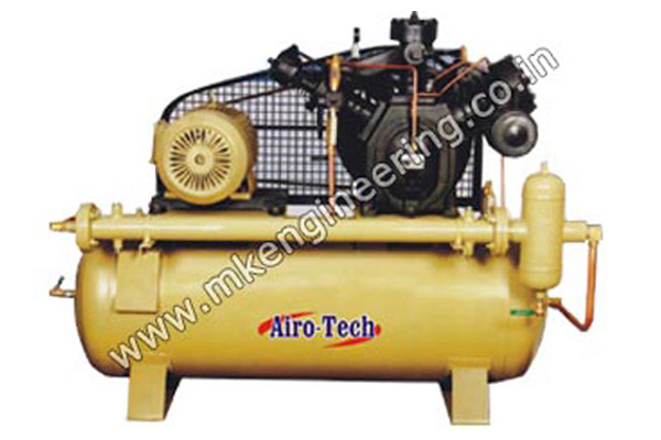 Multi Stages Compressor Manufacturer, Supplier and Exporter in Ahmedabad, Gujarat, India