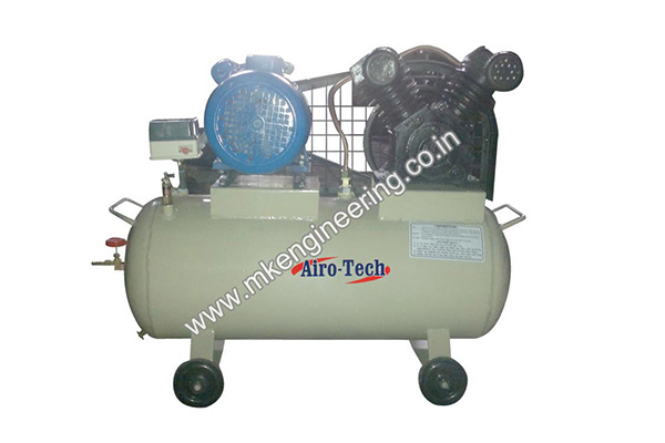 Single Stage compressor Manufacturer, Supplier and Exporter in India