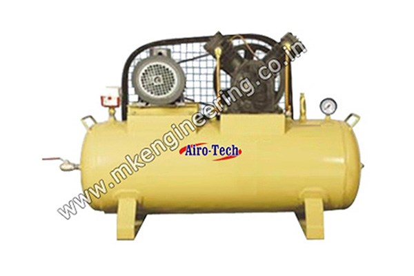 Single Stage compressor Supplier and Exporter in India