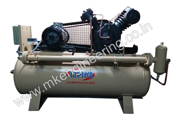 Two Stage Compressor Manufacturer & Supplier in India