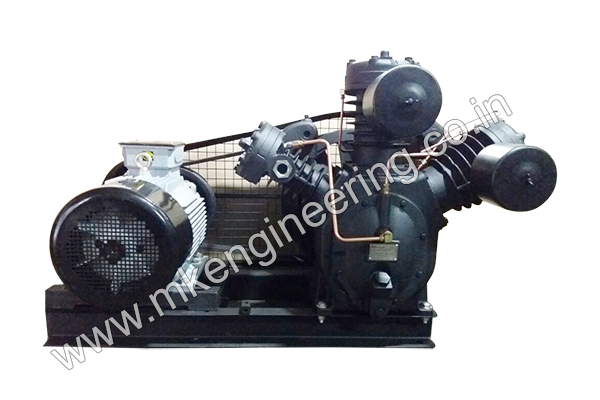 Two Stage Compressors Manufacturers in Ahmedabad, Gujarat, India