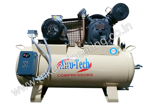 Two Stage Compressors Manufacturer in India
