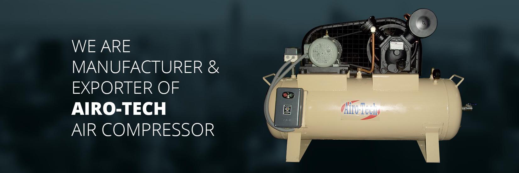 Airo Tech Compressor Manufacturer in India