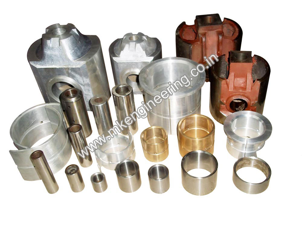 Cross Head Pins Bus Manufacturer, Supplier and Exporter in Ahmedabad, Gujarat, India