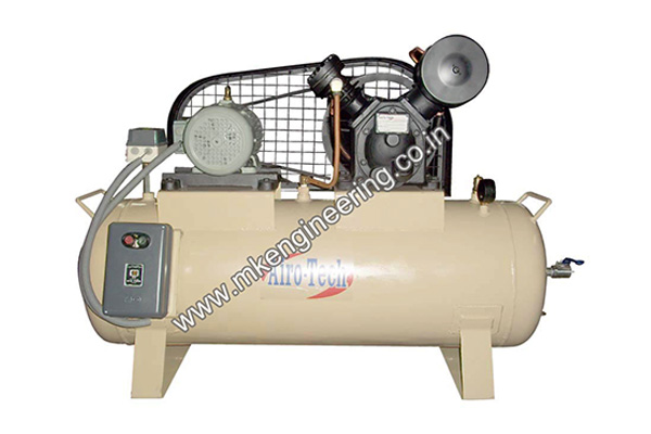 Two stage Compressor Manufacturer, Supplier and Exporter in Ahmedabad Gujarat, India